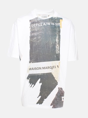 MAISON MARGIELA - WHITE T-SHIRT