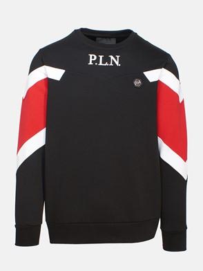 PHILIPP PLEIN - BLACK SWEATSHIRT