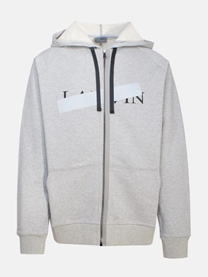 LANVIN - GREY SWEATSHIRT