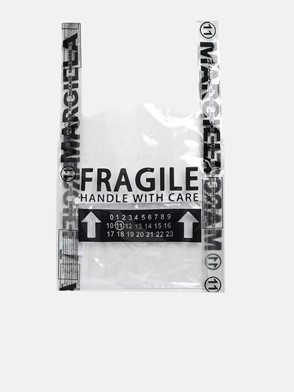 MAISON MARGIELA - WHITE SHOPPING BAG