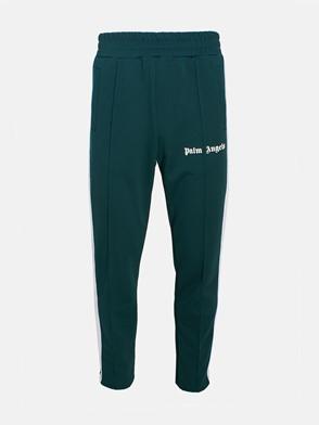 PALM ANGELS - GREEN PANTS