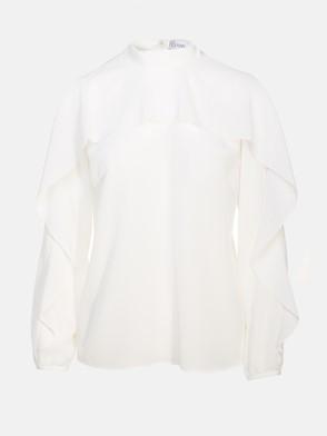 REDVALENTINO - WHITE SHIRT