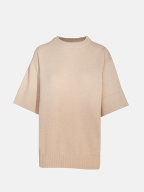 SEE BY CHLOE' - LIGHT CAMEL SWEATER