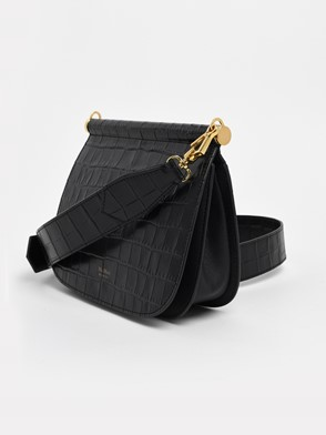 MAX MARA - BLACK SYLVIA BAG