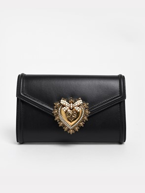 DOLCE & GABBANA - BLACK DEVOTION FANNY PACK