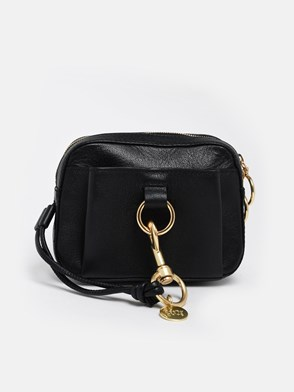 SEE BY CHLOE' - BLACK MINI FANNY PACK