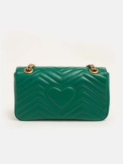 535156af2ebc gucci GREEN GG MARMONT BAG available on lungolivigno.com - 29665