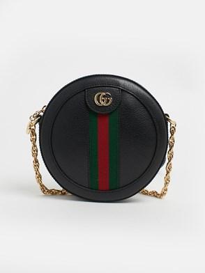 GUCCI - BLACK OPHIDIA BAG