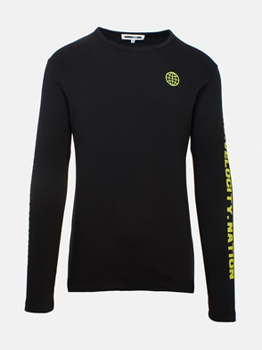 McQ BY ALEXANDER MCQUEEN - BLACK SWEATER