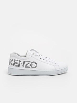 KENZO - SNEAKER TENNIX BIANCA