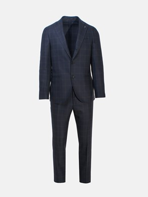 LARDINI - BLUE SUIT