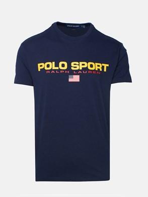 POLO RALPH LAUREN - BLUE T-SHIRT