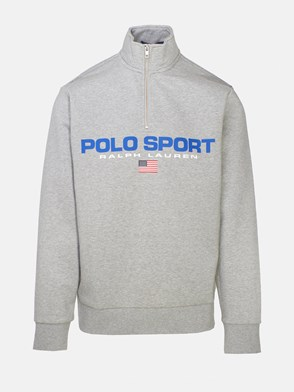 POLO RALPH LAUREN - GREY SWEATSHIRT