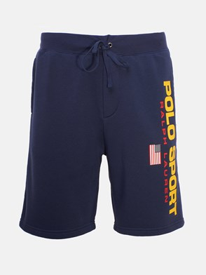 POLO RALPH LAUREN - BLUE BERMUDA SHORTS