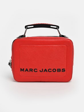 MARC JACOBS - RED THE BOX 20 BAG