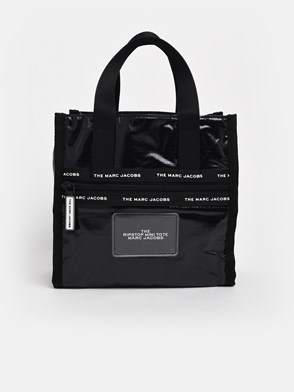 MARC JACOBS - BLACK MINI TOTE BAG