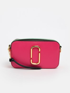 MARC JACOBS - MULTICOLOR SNAPSHOT BAG