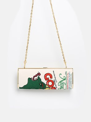 THE MARC JACOBS - MULTICOLOR THE MAG BAG CLUTCH