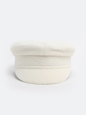 RUSLAN BAGINSKIY - WHITE BAKER BOY HAT