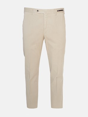 PT01 - BEIGE SLIM PANTS