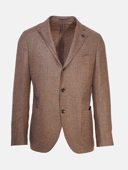 LARDINI BROWN BLAZER
