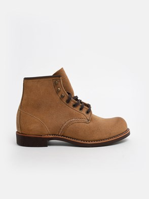 RED WING SHOES - BEIGE BOOTS