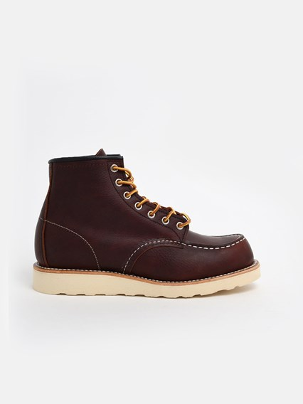 RED WING SHOES SCARPONCINO MARRONE