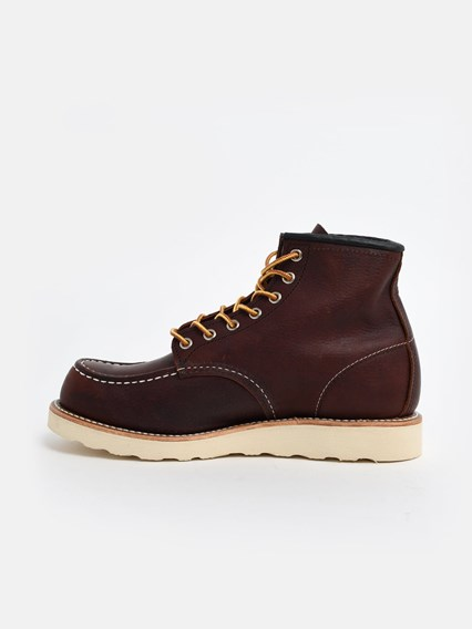 RED WING SHOES BLACK BOOTS