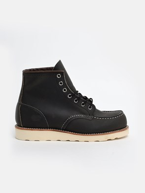 RED WING SHOES - CHARCOAL BOOTS