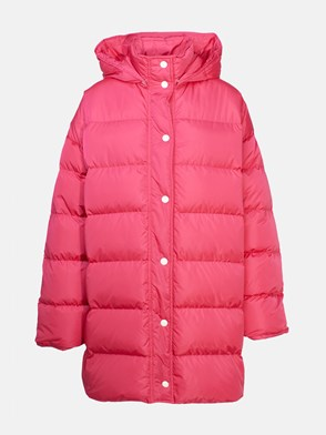 MSGM - FUCHSIA DOWN JACKET