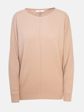 MAX MARA - BEIGE MASQUE SWEATER