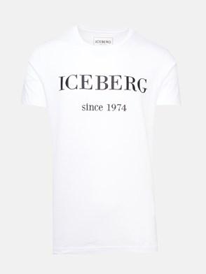 ICEBERG - T-SHIRT BIANCA