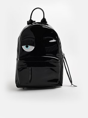 CHIARA FERRAGNI - BLACK BACKPACK