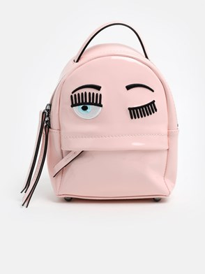 CHIARA FERRAGNI - PINK BACKPACK