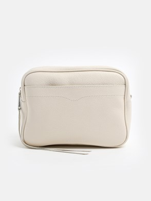 REBECCA MINKOFF - BORSA BIG CAMERA BAG PEBBLE CL