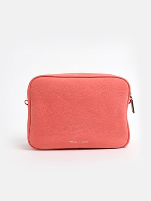 REBECCA MINKOFF - BORSA BIG CAMERA BAG NUBUCK GR