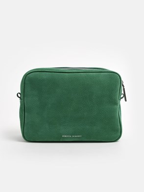 REBECCA MINKOFF - BORSA BIG CAMERA BAG NUBUCK JU