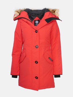 CANADA GOOSE - RED ROSSCLAIR PARKA
