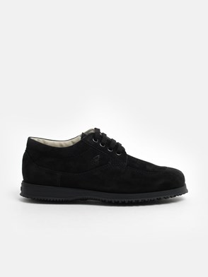 HOGAN - SNEAKERS TRADITIONAL ALLACCIAT