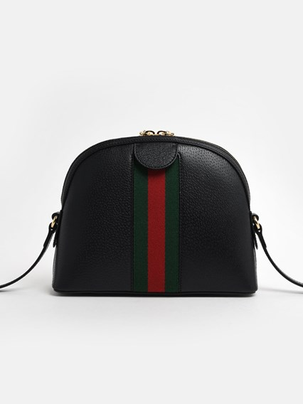 GUCCI BLACK OPHIDIA BAG
