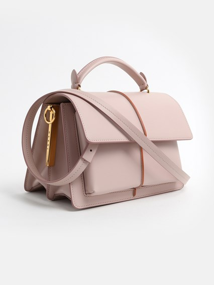 MARNI PINK ATTACHE� BAG