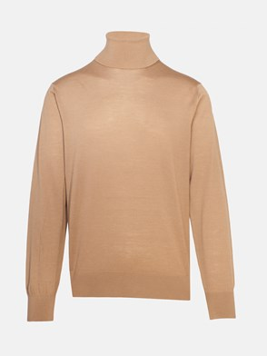 Z ZEGNA - BEIGE TURTLENECK