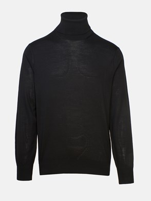 Z ZEGNA - BLACK TURTLENECK