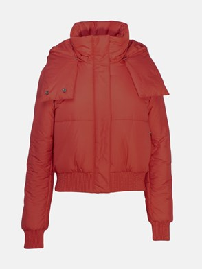 OFF WHITE c/o VIRGIL ABLOH - RED DOWN JACKET