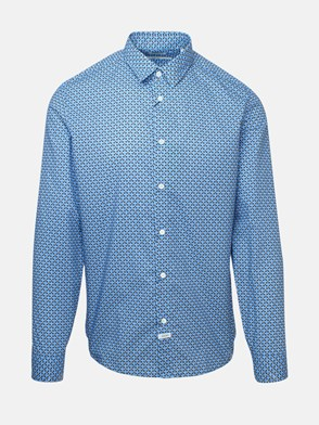 KENZO - LIGHT BLUE SHIRT