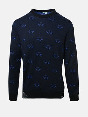 KENZO - BLACK EYE SWEATER