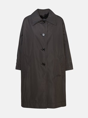 THE MARC JACOBS - BLACK THE BALMACAAN DUSTER COAT