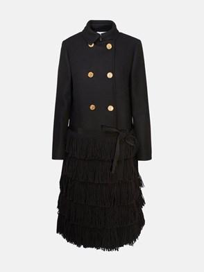 REDVALENTINO - BLACK COAT