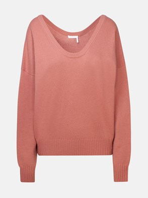SEE BY CHLOE' - CANYON CLAY SWEATER