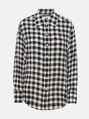 MICHAEL MICHAEL KORS - BLACK AND WHITE SHIRT